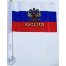 Флаг России (на присоске)