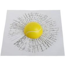 """3D наклейка, мяч №2"""