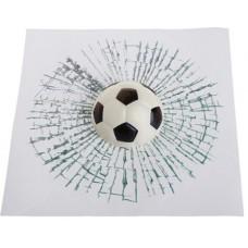 """3D наклейка, мяч №4"""