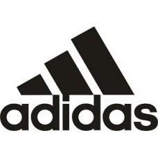 """вырез. """"adidas №2"""" (черный)"""