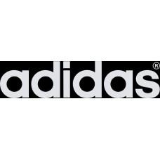 """вырез. """"adidas №4"""" (белый)"""
