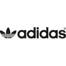 """вырез. """"adidas №5"""" (черный)"""