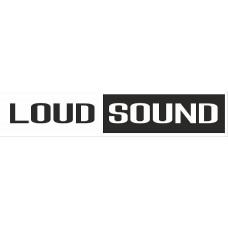 """вырез. """"Loud Sound"""", (белый) упаковка - 2 шт."""