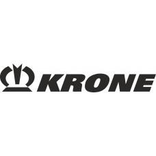 """вырез. """"krone"""" (черный), упаковка - 2 шт."""