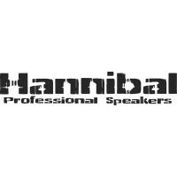 """вырез. """"Hannibal"""" (черный), упаковка - 2 шт."""