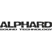 """вырез. """"ALPHARD №2"""" (черный), упаковка - 2 шт."""