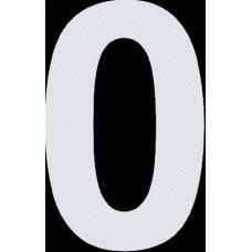 """вырез. """"0"""" (белый), упаковка - 3 шт."""