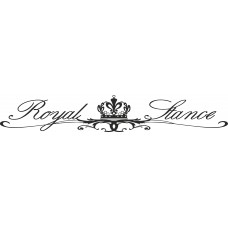"вырез. ""Royal Stance"" (черный)"
