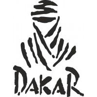 """вырез """"DAKAR"""" (черный), упаковка - 4 шт."""