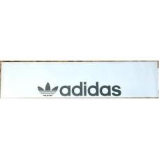 """светофильтр """"adidas"""" (белый фон)"""