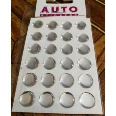 объем. 1,2 см. (металл) упаковка - 24 шт.