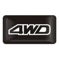 """объем. """"4WD"""", упаковка - 2 шт."""