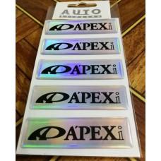 объем. APEXI (голография) упаковка - 5 шт.