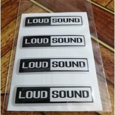 """объем. """"Loud Sound"""", упаковка - 5 шт."""