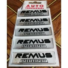 """объем. """"REMUS"""" (голография), упаковка - 5 шт."""