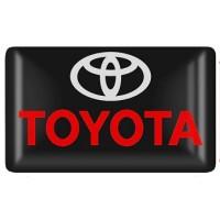 """объем. """"Toyota"""", упаковка - 4 шт."""