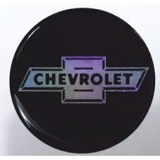 """объем. """"Chevrolet"""" голографическая, комплект - 4 шт."""
