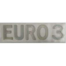 """объем. """"EURO 3"""""""