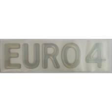 """объем. """"EURO 4"""""""