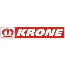 """KRONE"" (красный), упаковка - 2 шт."