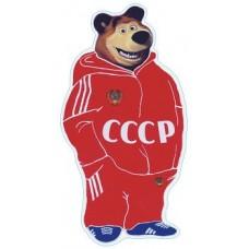 """""""медведь"""" (красный) упаковка - 5 шт."""