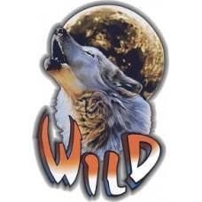 """""""волк wild луна"""""""