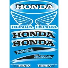 honda (синий)