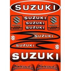 suzuki (красный)