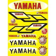 yamaha (желтый)