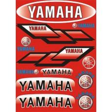yamaha (красный)
