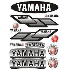 yamaha (черный)