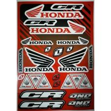 "наклейка ""HONDA"""