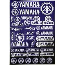 "наклейка ""Yamaha"""