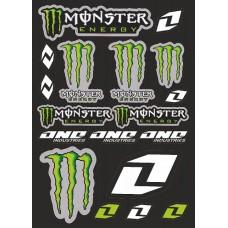 """""""Monster energy №4"""""""