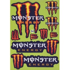 """monster energy"" №1"