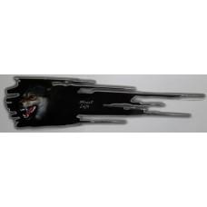 брызги Волк (пламя Street Life) комплект 2 шт.