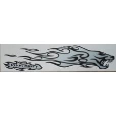 брызги King Drift (серебро+черный) комплект 2 шт.