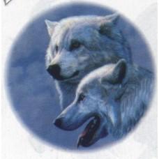 волк №3 (2 волка)