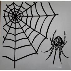 """""""паук"""" (черный) комплект 2 шт."""