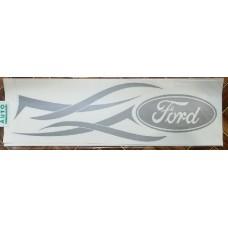 Ford (серебро) комплект 2 шт.