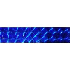 полоски линзы 3 см (синий) комплект - 2 шт.