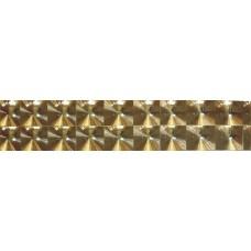 полоски линзы 3 см (золотой) комплект - 2 шт.