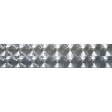полоски линзы 3 см (серебряный) комплект - 2 шт.