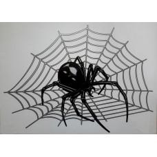 паук №8