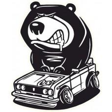 """""""Медведь на жигулях"""""""