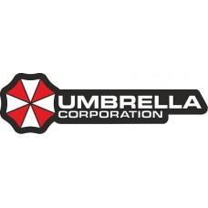 """наклейка """"umbrella"""""""