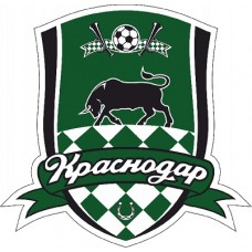 "наклейка ""ФК Краснодар"", упаковка - 5 шт."