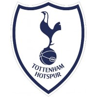 "наклейка ""Tottenham"" упаковка - 5 шт."