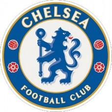 "наклейка ""Chelsea"" упаковка - 5 шт."